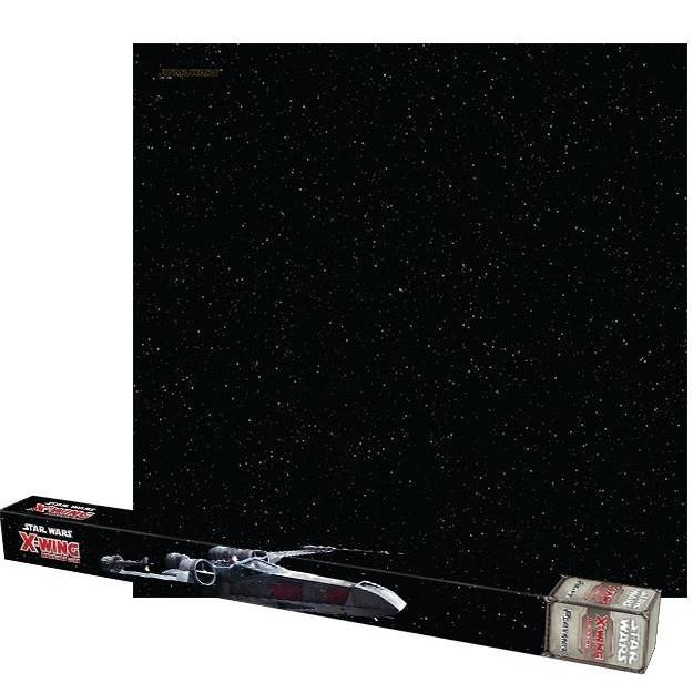 Star Wars X-Wing Starfield Play Mat