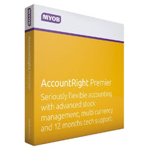 MYOB AccountRight Premier - Cubox Australia