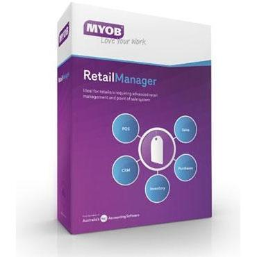 MYOB Retail Manager 12.5 - Cubox Australia