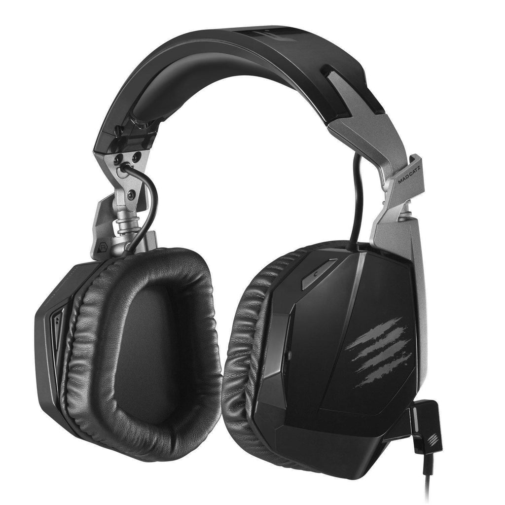 Mad Catz F.R.E.Q. 3 STEREO HEADSET for PC,Mac, Smart Devices