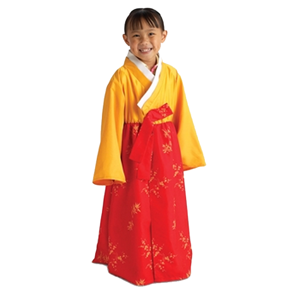 Korean Hanbok Kids Costume-Cubox Australia