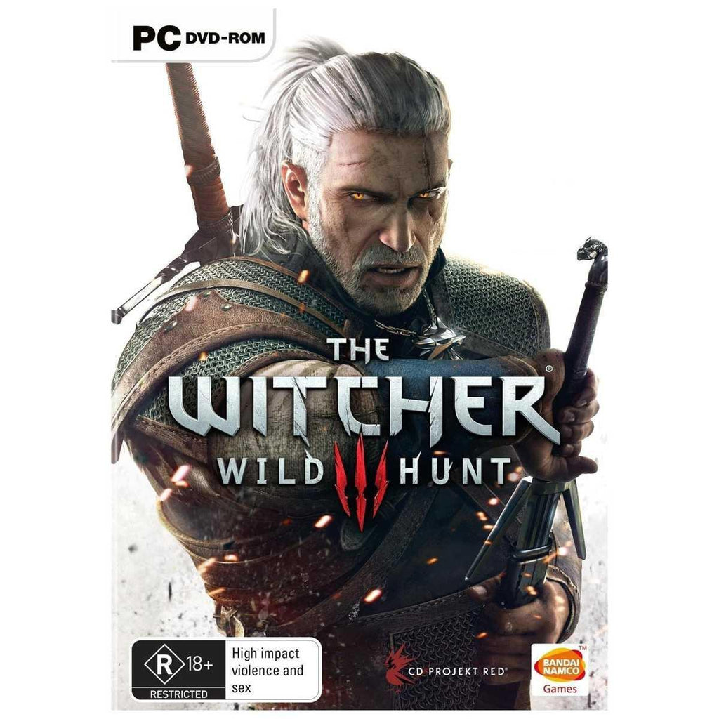 The Witcher 3 Wild Hunt PC DVD
