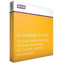MYOB AccountRight Standard - Cubox Australia