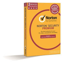 Symantec Norton Security Premium 3.0 2GB 1 User 2 Device 1 Year - Cubox Australia
