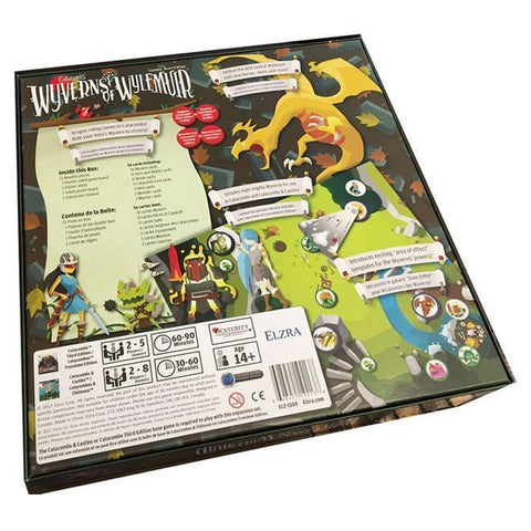 Catacombs Wyverns of Wylemuir Expansion First Edition