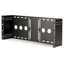 Startech Universal VESA LCD Monitor Mounting Bracket for 19in Rack or Cabinet - Cubox Australia