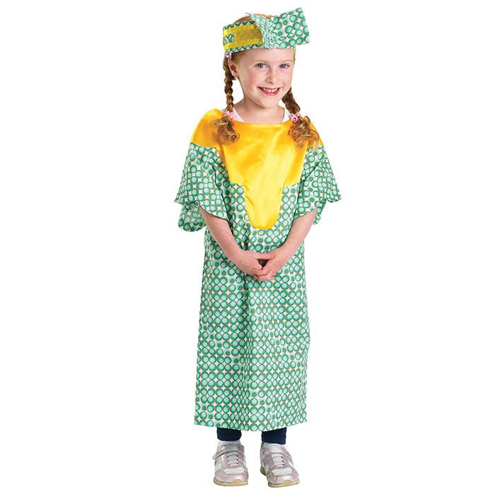 African Dashiki Kids Costume-Cubox Australia