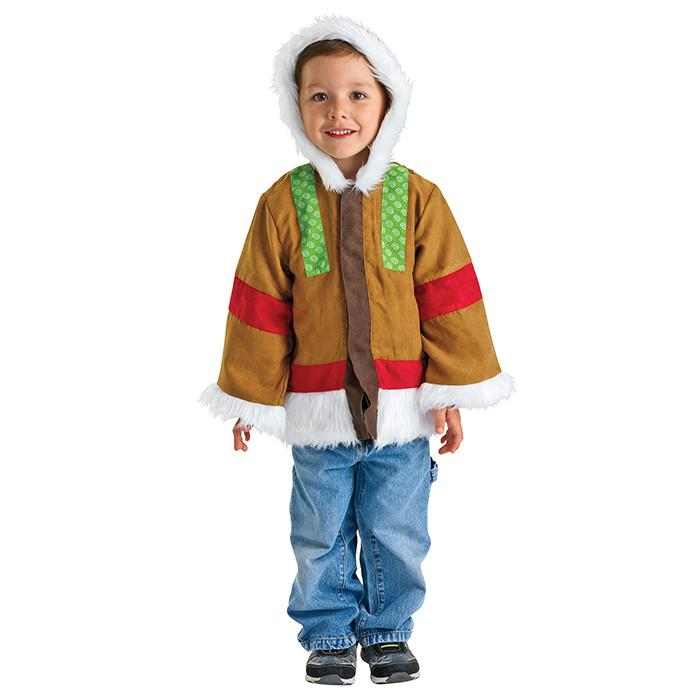 North American Inuit Kids Costume-Cubox Australia