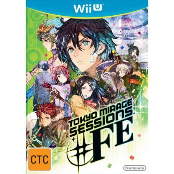 Tokyo Mirage Sessions - Fortissimo Edition WiiU