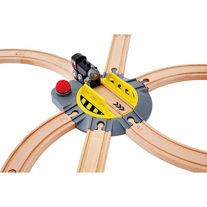 Hape Adjustable Rail Turntable