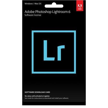Adobe Lightroom 6 (Digital Download) - Cubox Australia