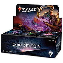 Magic The Gathering Core 2019 Booster Box Trading Cards-Cubox Australia