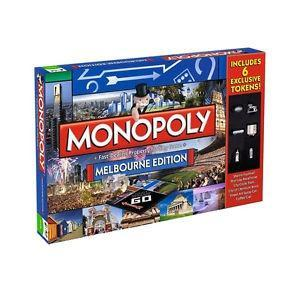 Monopoly Melbourne Edition Board Game
