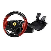 Thrustmaster Ferrari Red Legend Edition Racing Wheel For PC & PS3 - Cubox Australia
