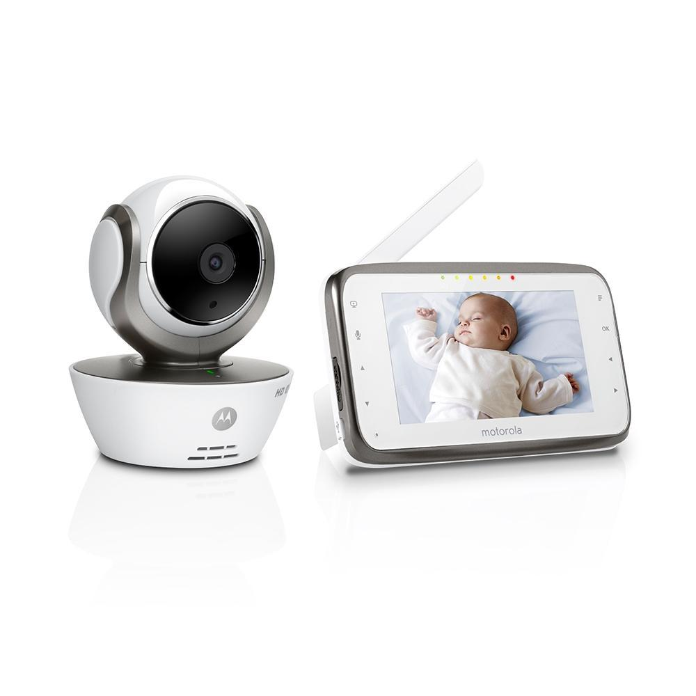Motorola MBP854 WIFI Monitor With Touch Screen
