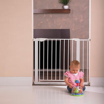 Childcare Assisted Auto close Baby Safety Gate Pet Barrier - Cubox Australia