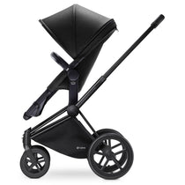 Cybex Baby Priam 2 in 1 Happy Black ( with matt black trekking frame ) - Cubox Australia