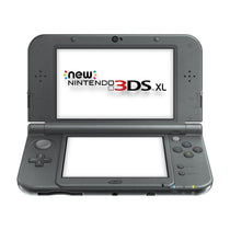 Nintendo New 3DS XL Console Black - Cubox Australia