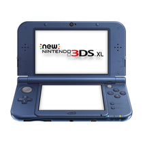 Nintendo New 3DS XL Console Blue - Cubox Australia