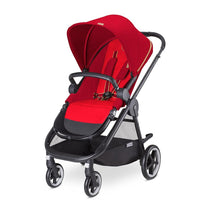 Cybex Iris M-air baby Stroller hot and spicy red - Cubox Australia