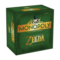 Monopoly The Legend of Zelda Collectors Edition Board Game - Cubox Australia
