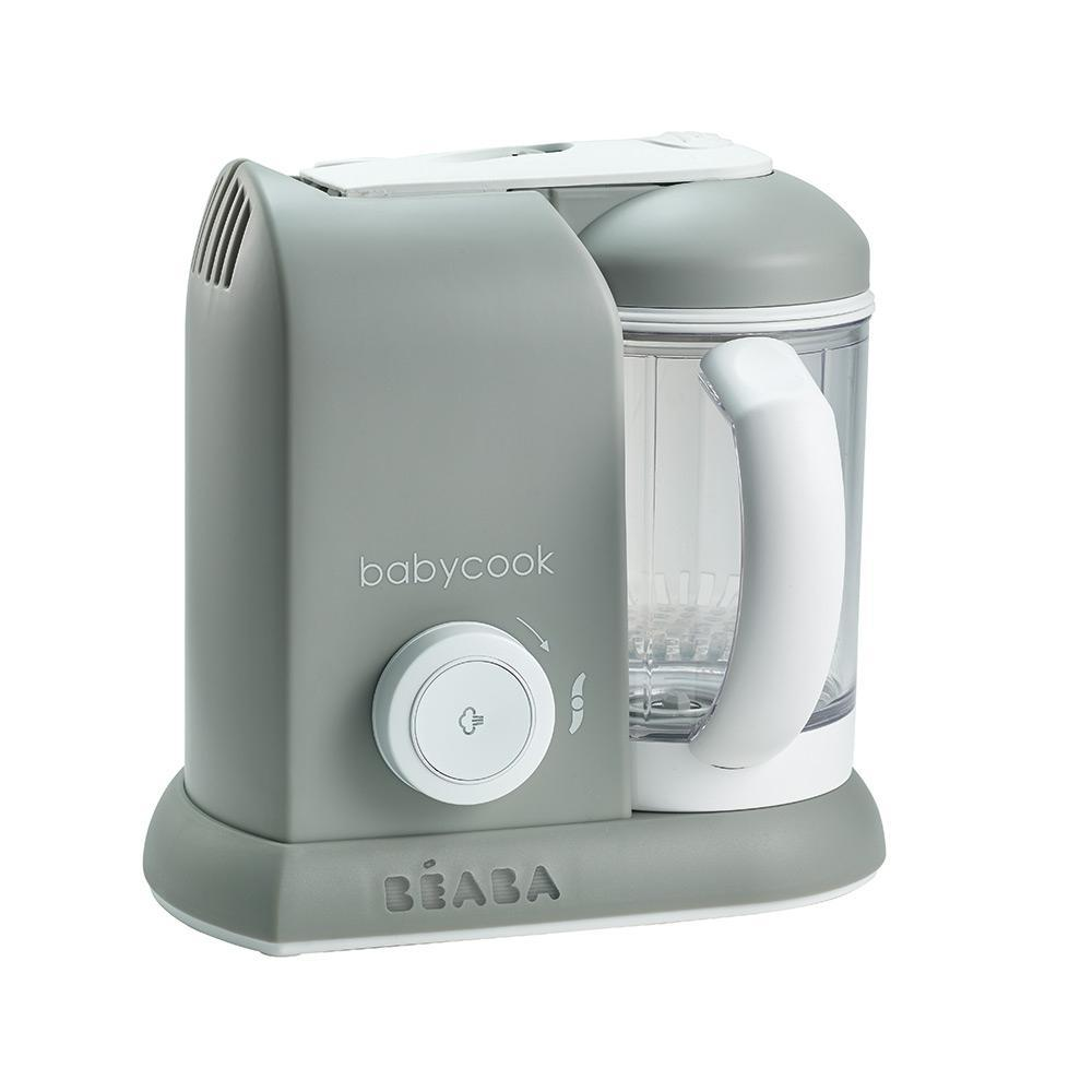 Beaba Babycook Solo baby food processor Cloud Grey