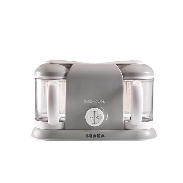 Beaba Babycook Duo baby food processor Grey - Cubox Australia