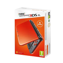 Nintendo New 3DS XL Console Orange and Black - Cubox Australia