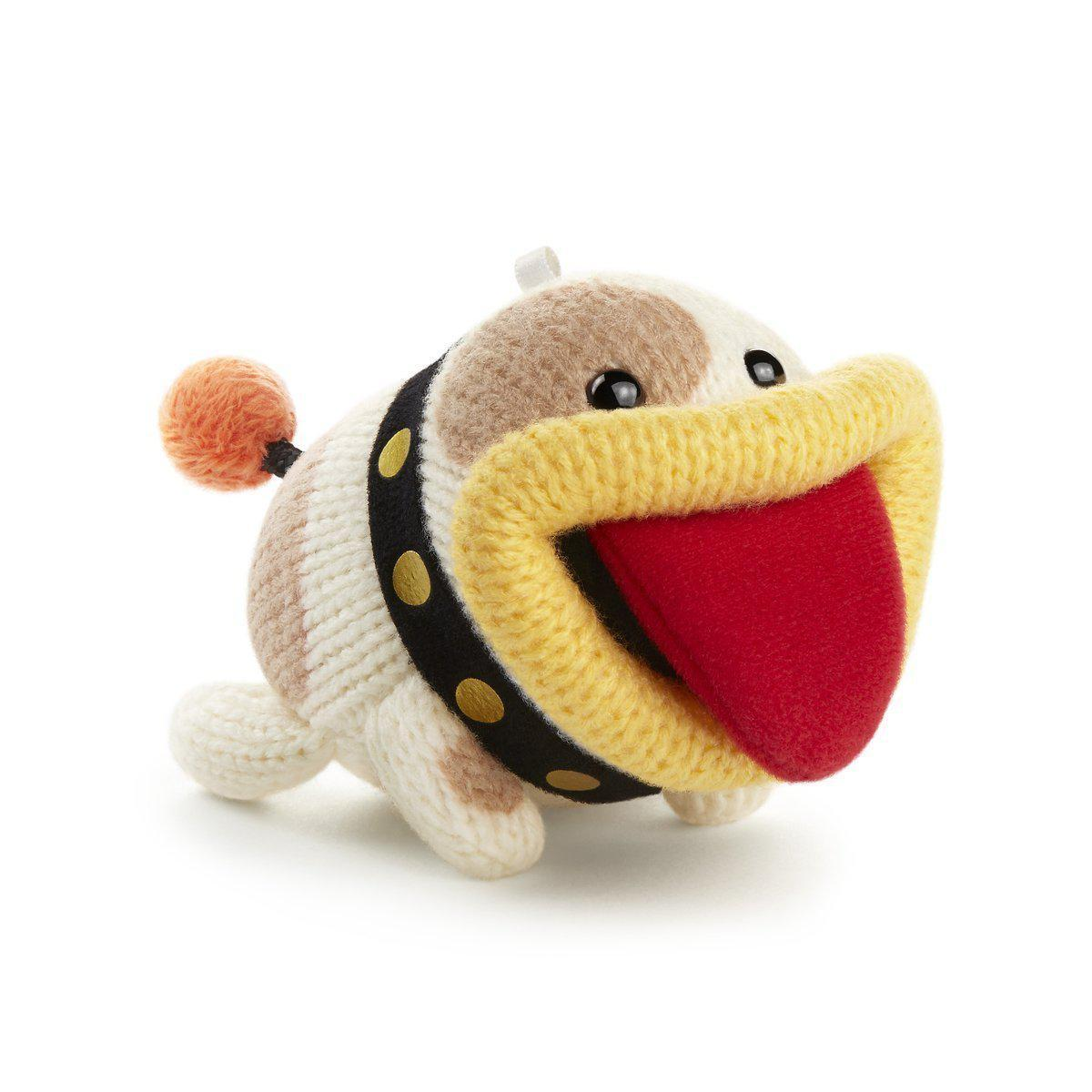 Nintendo amiibo Character Poochy (Yarn Collection)