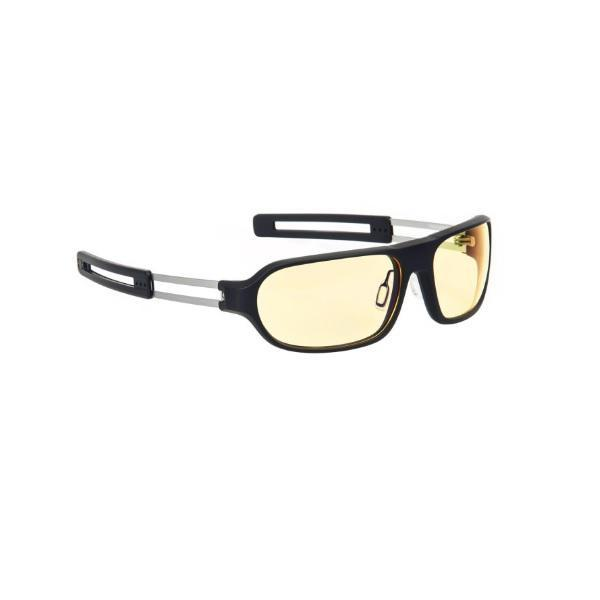 Gunnar Trooper Amber Onyx Gaming Glasses