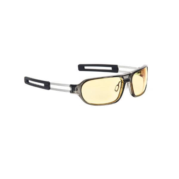 Gunnar Trooper Amber Smoke Gaming Glasses