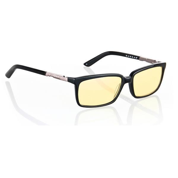 Gunnar Haus Amber Onyx Gaming Glasses