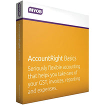 MYOB AccountRight Basics - Cubox Australia