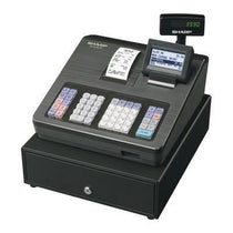 SHARP XEA207B Cash Register Black - Cubox Australia