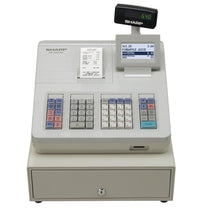 SHARP XEA207W Electronic Cash Register White - Cubox Australia