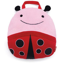 Skip Hop Zoo Travel Blanket LadyBug - Cubox Australia