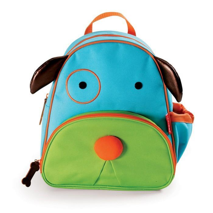 Skip Hop Zoo Pack Little Kid Backpack Dog