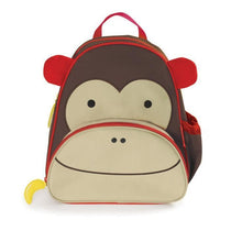 Skip Hop Zoo Pack Little Kid Backpack Monkey - Cubox Australia