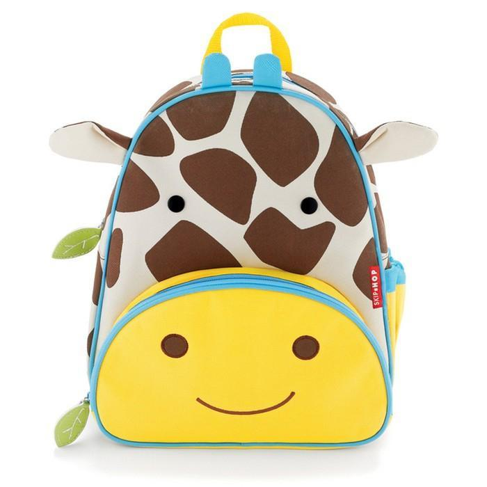 Skip Hop Zoo Pack Little Kid Backpack Giraffe - Cubox Australia
