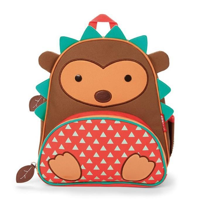 Skip Hop Zoo Pack Little Kid Backpack Hedgehog