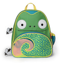 Skip Hop Zoo Pack Little Kid Backpack Chameleon - Cubox Australia