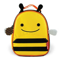 Skip Hop Zoo Lunchies Insulated Lunch Bag Bee - Cubox Australia