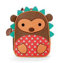 Skip Hop Zoo Lunchies Insulated Lunch Bag Hedgehog - Cubox Australia
