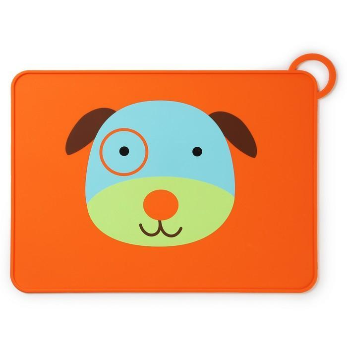 Skip Hop Zoo Fold And Go Placemat Dog