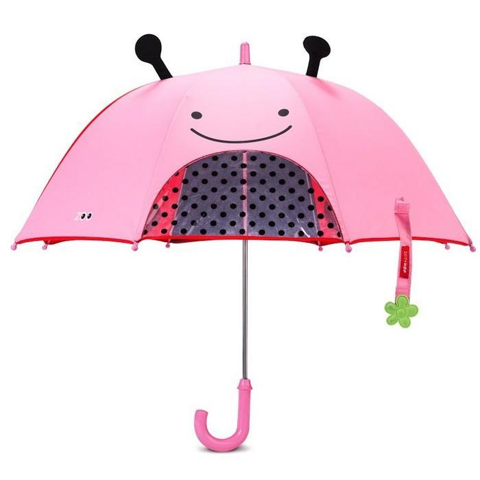 Skip Hop Zoobrella Little Kid Umbrella Ladybug - Cubox Australia
