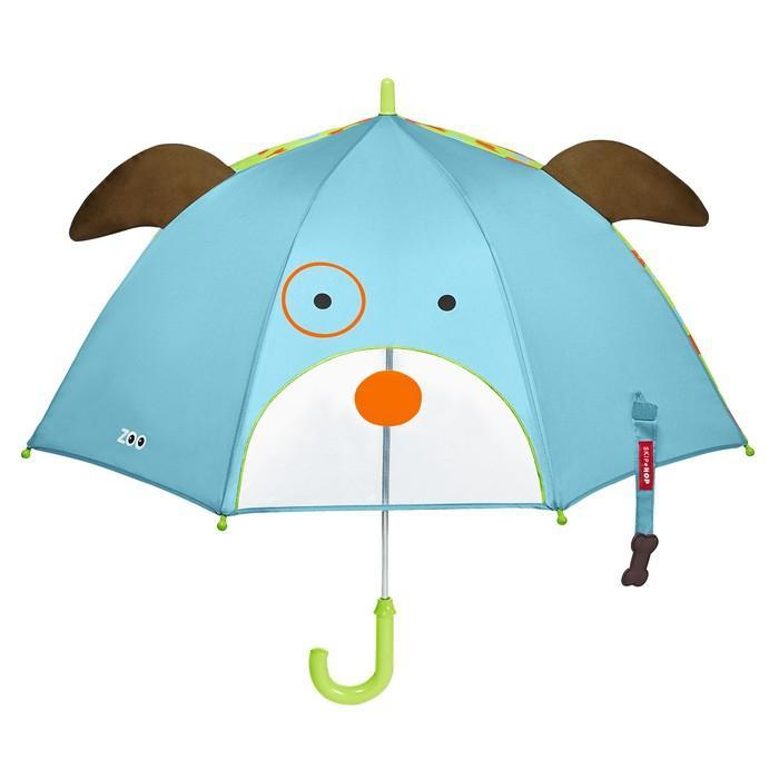 Skip Hop Zoobrella Little Kid Umbrella Dog - Cubox Australia