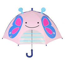 Skip Hop Zoobrella Little Kid Umbrella Butterfly - Cubox Australia