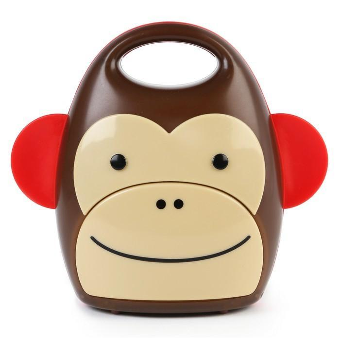 Skip Hop Zoo Take Along Nightlight Monkey - Cubox Australia