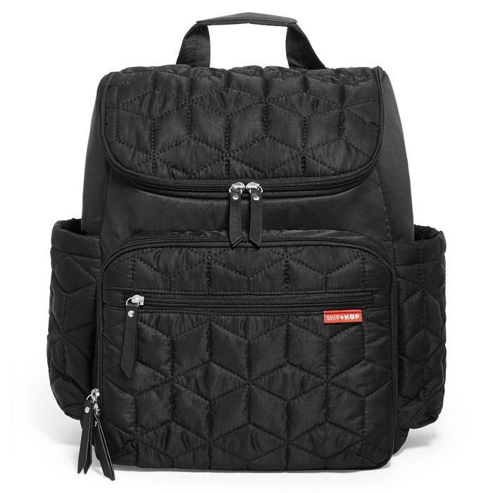 Skip Hop Forma Backpack Diaper Bag Black