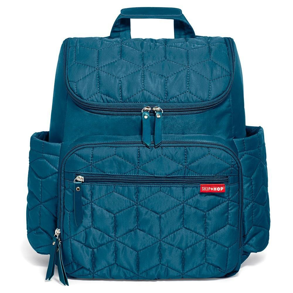 Skip Hop Forma Backpack Diaper Bag Peacock